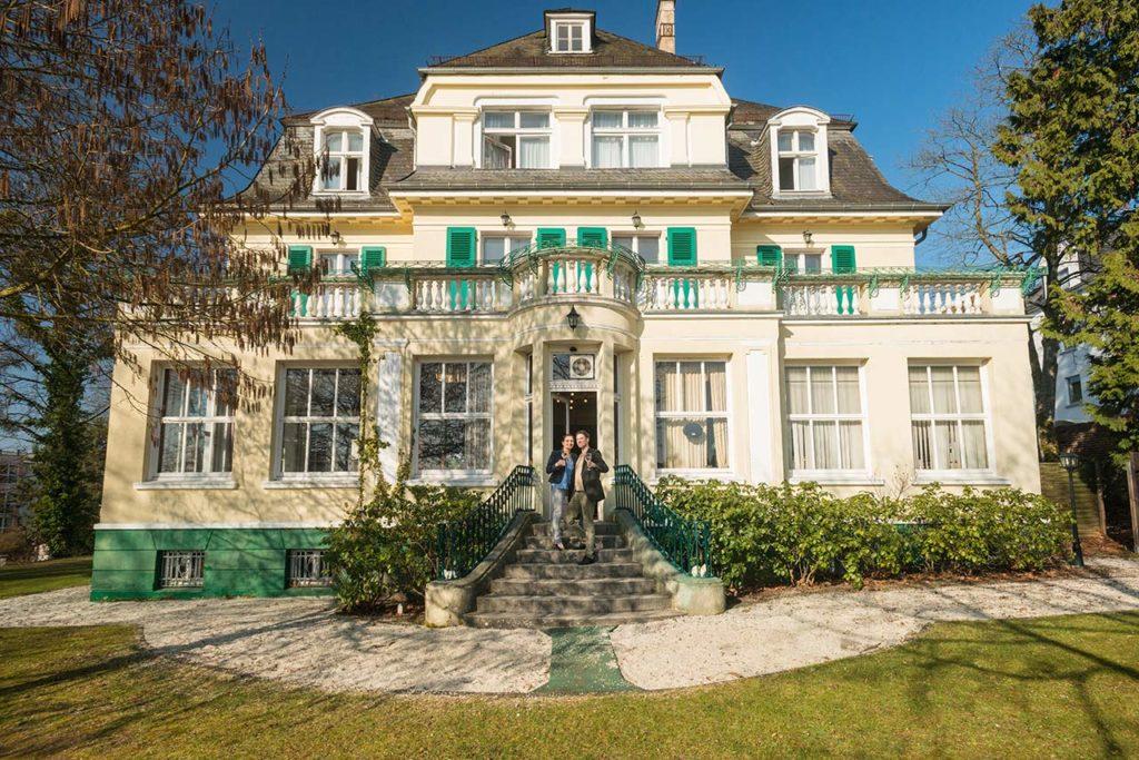 Villa Oranien - Hotel-Restaurant-Café 1