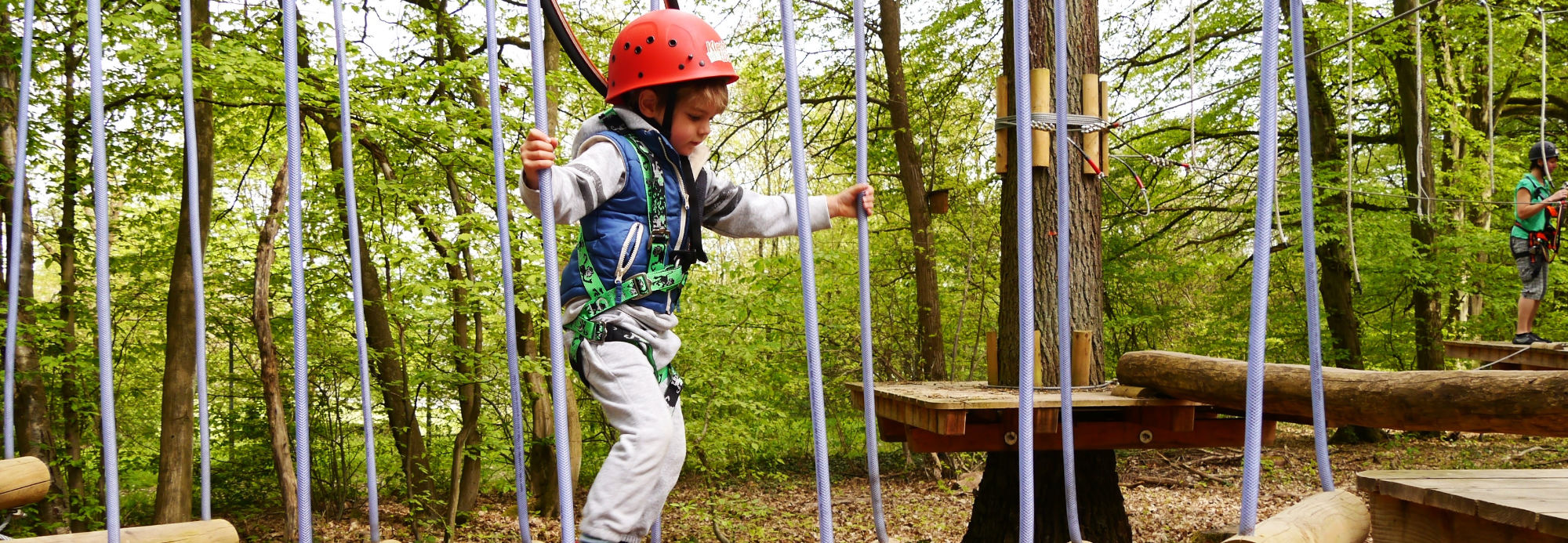 Kletterwald Diez 7
