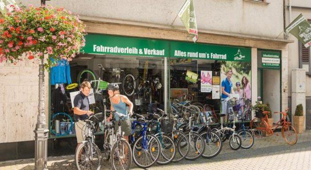Unsere Fahrradverleiher