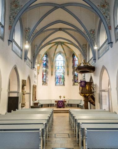 Die Stiftskirche 2
