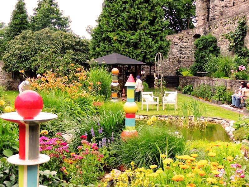 Private Gartenparadise