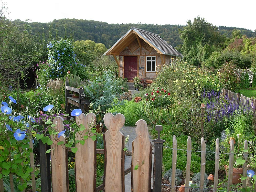 Private Gartenparadise 2