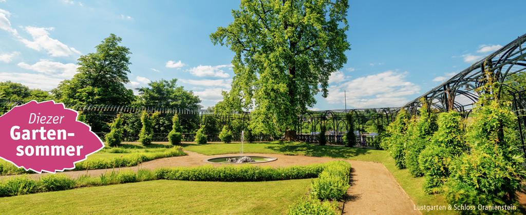 Private Gartenparadise 1